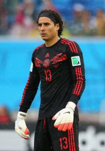Guillermo+Ochoa+Mexico+v+Cameroon+Group+70l-AziQZail